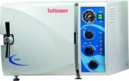 Picture of  Reconditioned Tuttnauer 2540MK - Fast Manual Autoclave 2540MK - Manual Kwiklave