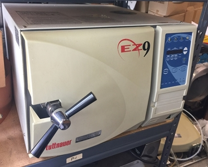 reconditioned Tuttnauer EZ9 without printer
